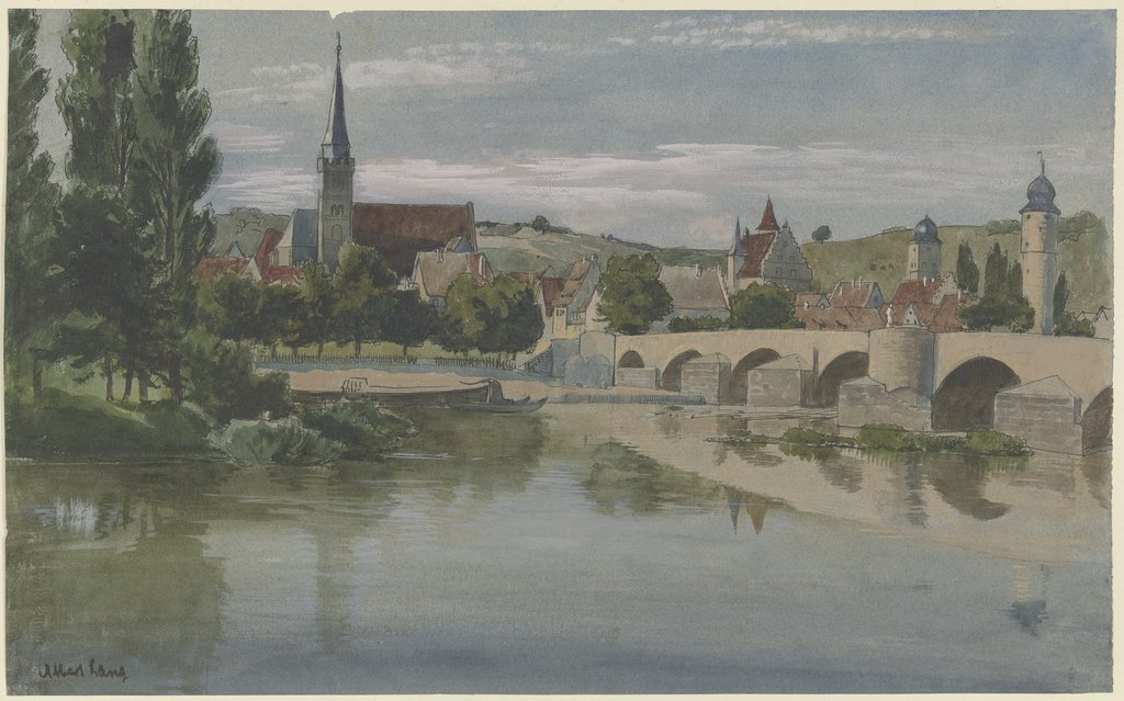 Ochsenfurt am Main, Albert Lang