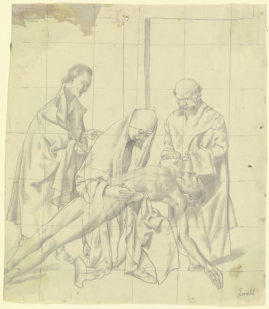 Deposition from the cross, Reinhold Ewald
