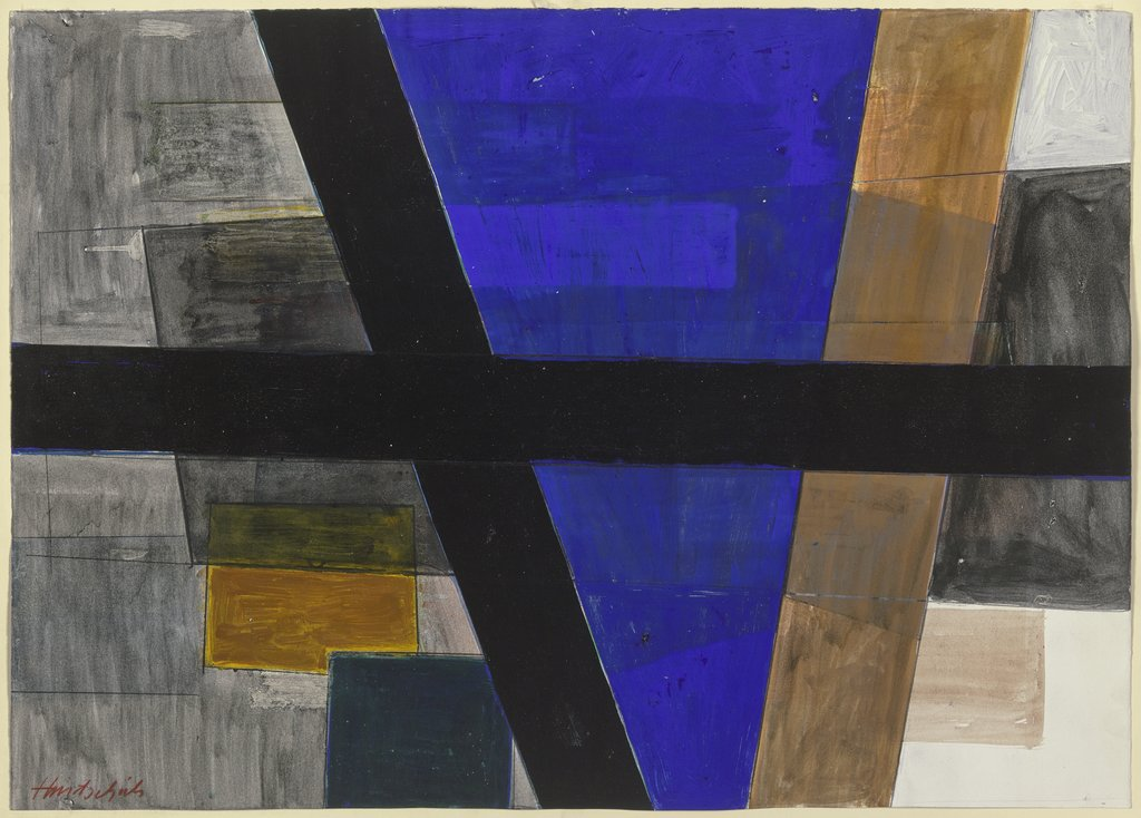 Composition 17, Gerhard Hintschich
